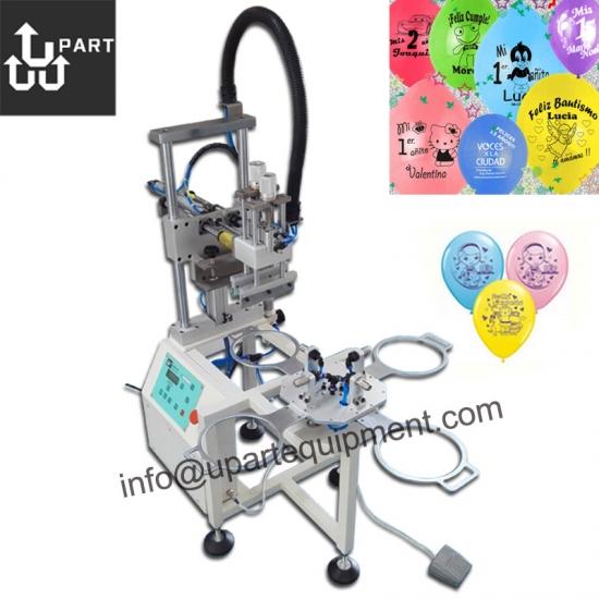 6615f2b4e ... sale semi auto screen printing machine. balloon printing machine,  balloon screen printing machine, balloon printer